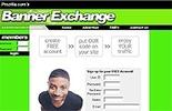 Thumbnail Banner Exchange Lime Design