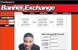 Thumbnail Banner Exchange Red Design