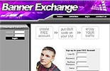 Thumbnail Banner Exchange Purple Design 2