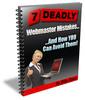 Thumbnail 7 Dealdy Webmaster Mistakes... (Viral)