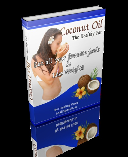 Product picture Coconut Oil - The Healthy Fat MRR