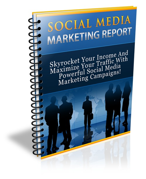 Product picture Social Media Marketing (PLR)
