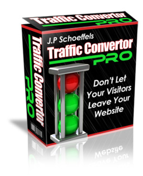 Product picture Traffic Converter Pro (PHP)