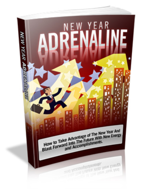 Product picture New Year Adrenaline